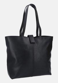 Gusti Leder - Tote bag - black - 3