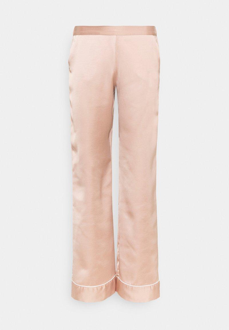 Etam - CATWALK  PANTALON - Pyjama bottoms - rose poudre
