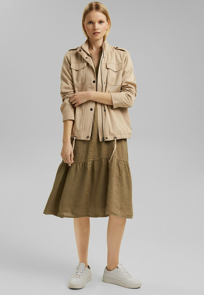 edc by Esprit - Light jacket - beige