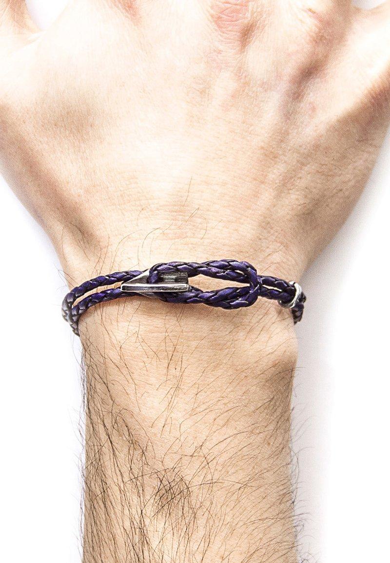 Anchor & Crew - Bracelet - purple
