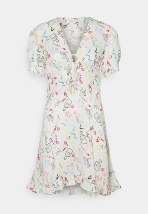 RAMAKE - Denní šaty - multicouleur
