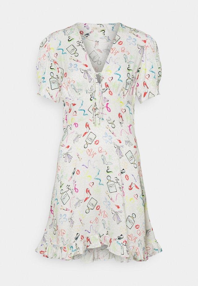 RAMAKE - Korte jurk - multicouleur