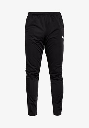 LIGA TRAINING PANT CORE - Tracksuit bottoms - puma/white