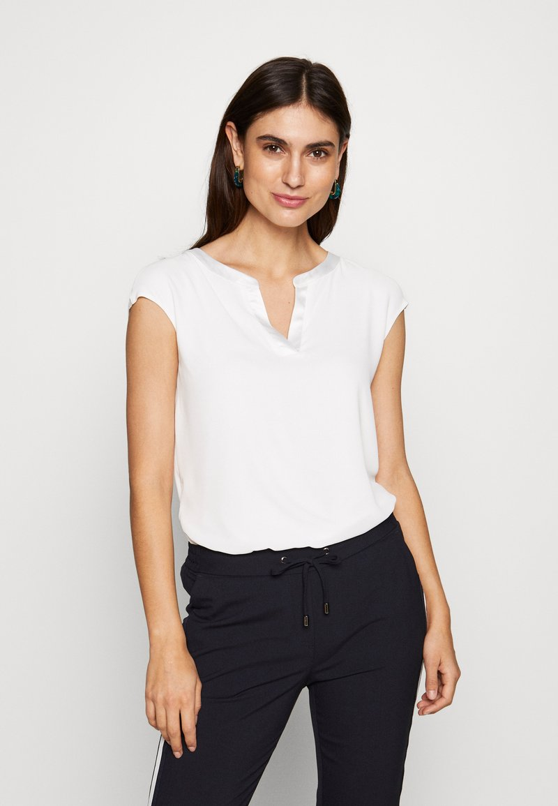 comma - Blouse - offwhite