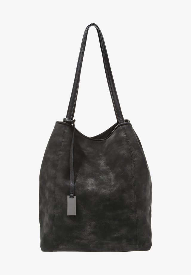 MILA - Shoppingveske - black