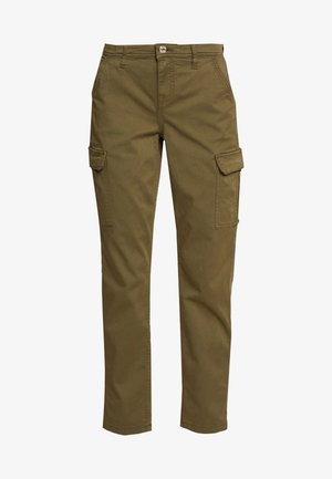 CARGO  - Cargo trousers - army