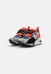 Steve Madden - CLIFF - Sneakers - grey/red - 2