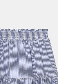Polo Ralph Lauren - A-line skirt - royal/white - 2