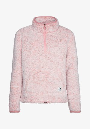 CAMILLE - Sweat polaire - think pink