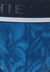 Schiesser - 3-PACK - Underbukse - blue - 5