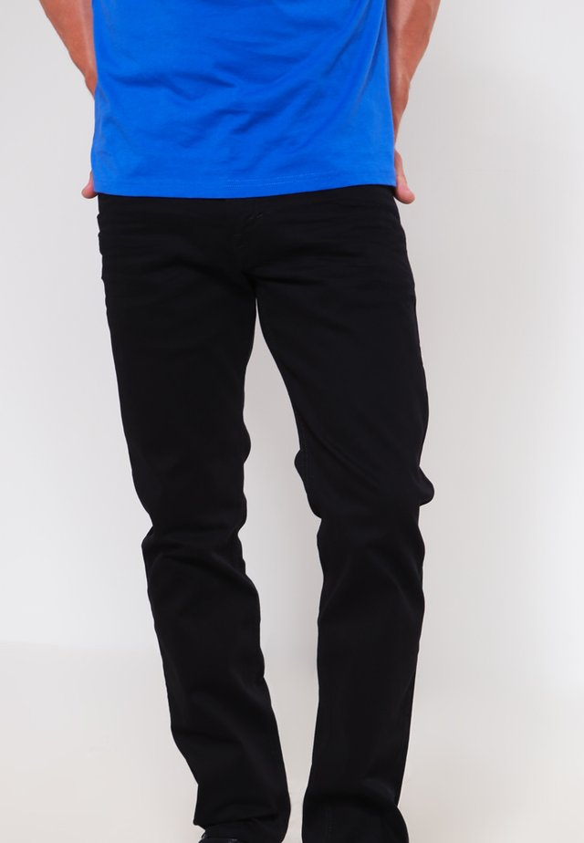 MITCH - Straight leg jeans - black