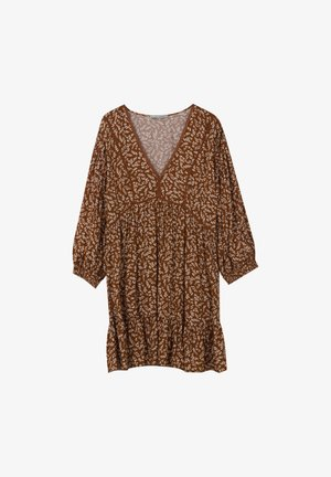 Robe d'été - camel