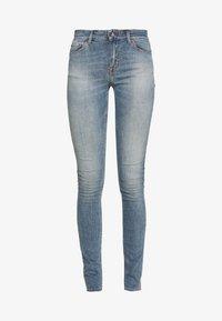 SLIGHT - Skinny džíny - light blue