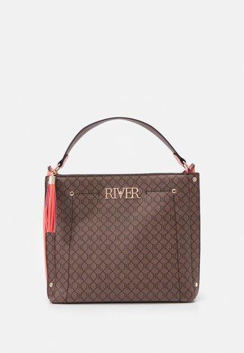 Bolso shopping - brown