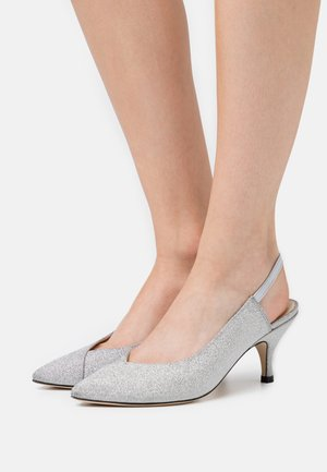 NOREEN - Klassiske pumps - argent