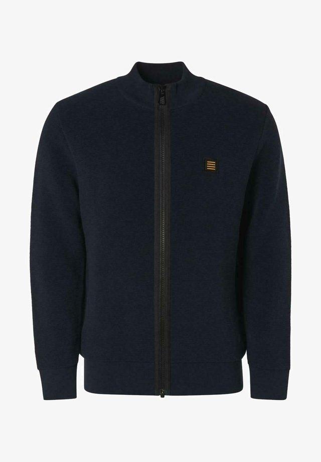 Zip-up hoodie -  night