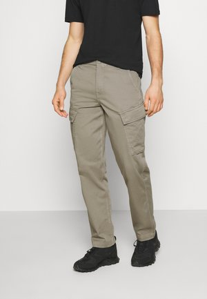 XX TAPER CARGO II - Cargo trousers - brindle back