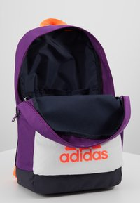 adidas Performance - CLAS - Sac à dos - legend ink/glory purple/signal coral - 4