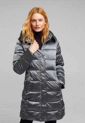 Winter coat - gunmetal