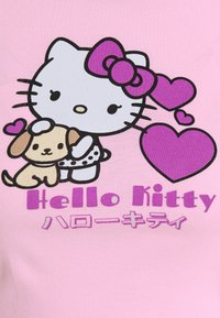 NEW girl ORDER - HELLO DETAILED TEE - T-shirts med print - pink - 2