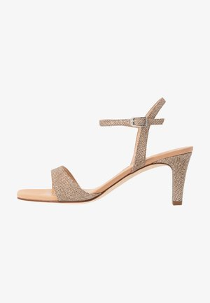 MECHI - Sandals - gold