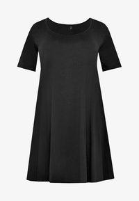 Yoek - Day dress - black - 2