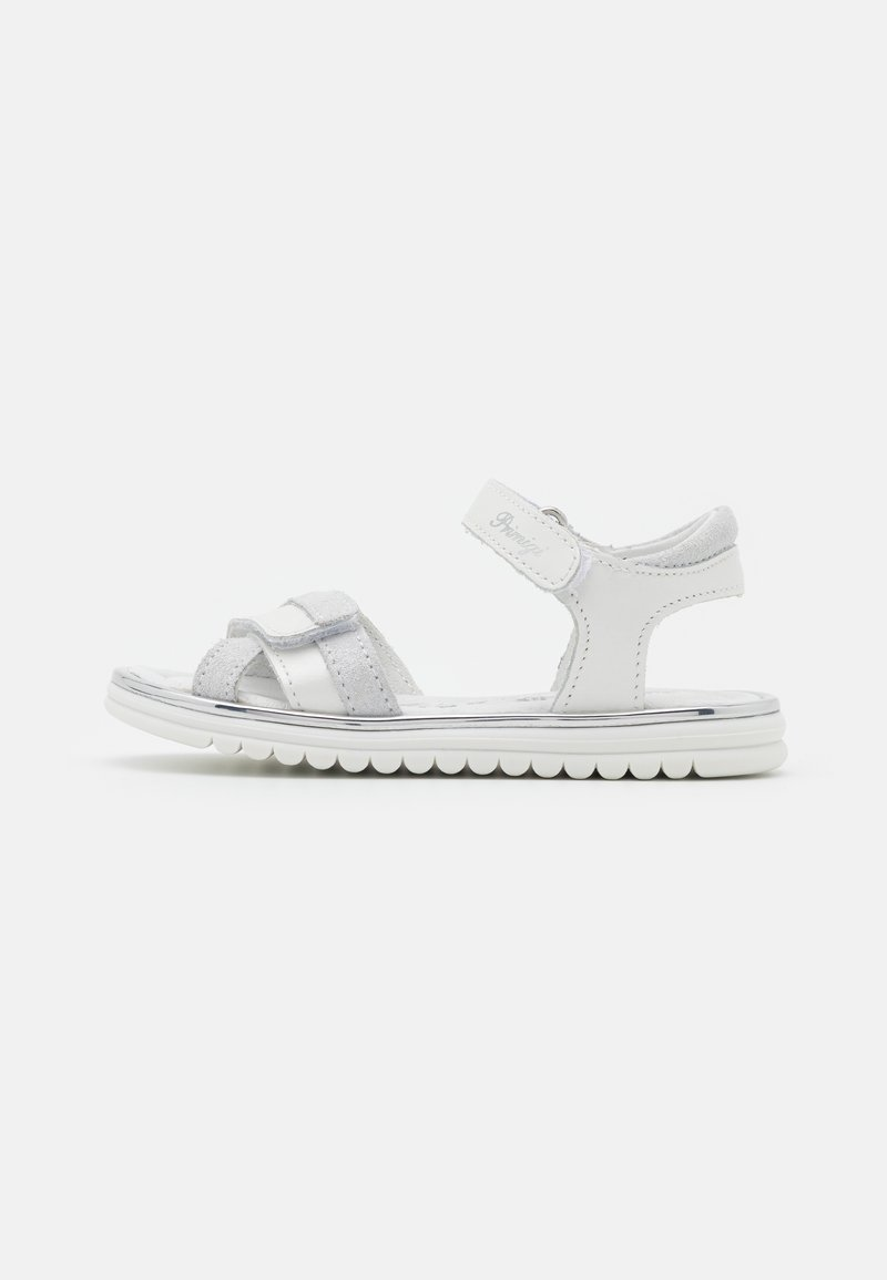 Primigi - Sandals - bianco/argento