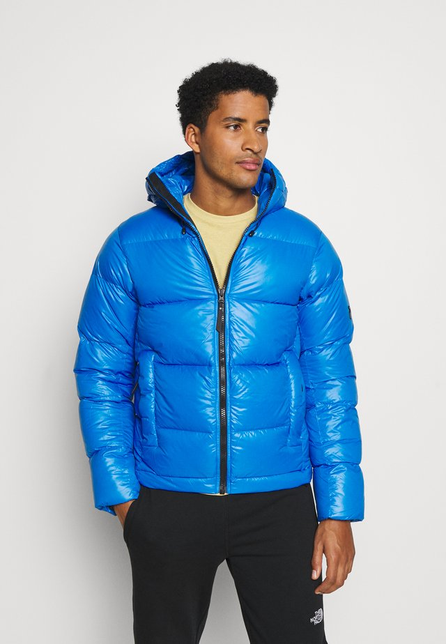 RIVEL VERNIS JACKET - Down jacket - artic blue