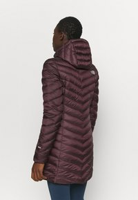 The North Face - TREVAIL - Down coat - root brown - 2