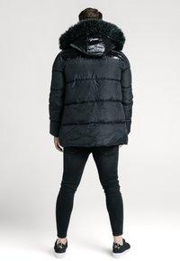 SIKSILK - ELITE PARKA - Zimní bunda - black - 2