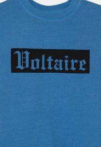 Zadig & Voltaire - Sweatshirt - bleu marin - 2