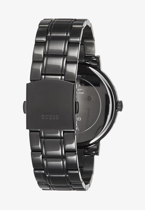 GENUINE DIAMOND - Orologio - black