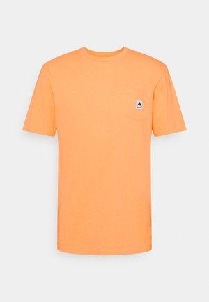 COLFAX PAPAYA - T-Shirt basic - papaya