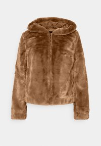 ONLY - ONLMALOU HOOD JACKET - Winter jacket - toasted coconut - 4