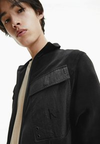 Calvin Klein Jeans - Fleece jacket - black - 3
