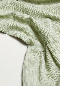 Mango - Day dress - pastellgrün - 6