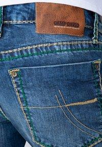 Camp David - Bootcut jeans - blue denim - 5