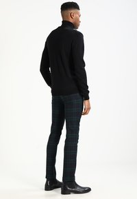Casual Friday - KONRAD ROLL NECK - Jersey de punto - black - 2