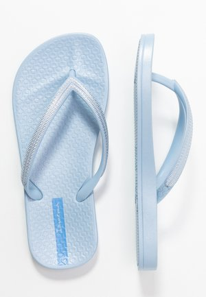 KIDS - Pool shoes - blue/silver
