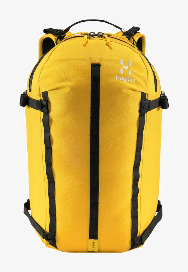 ELATION 30 - Rucksack - pumpkin yellow/true black