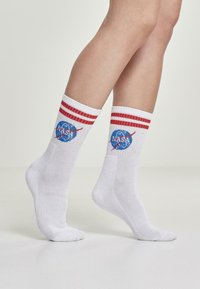Urban Classics - Socks - white - 3