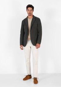Scalpers - Blazer jacket - dark khaki - 1