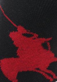 Polo Ralph Lauren - SOLE 3 PACK - Stopki - black - 4
