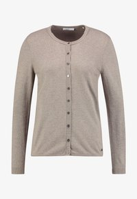 edc by Esprit - BASIC - Cardigan - taupe - 4
