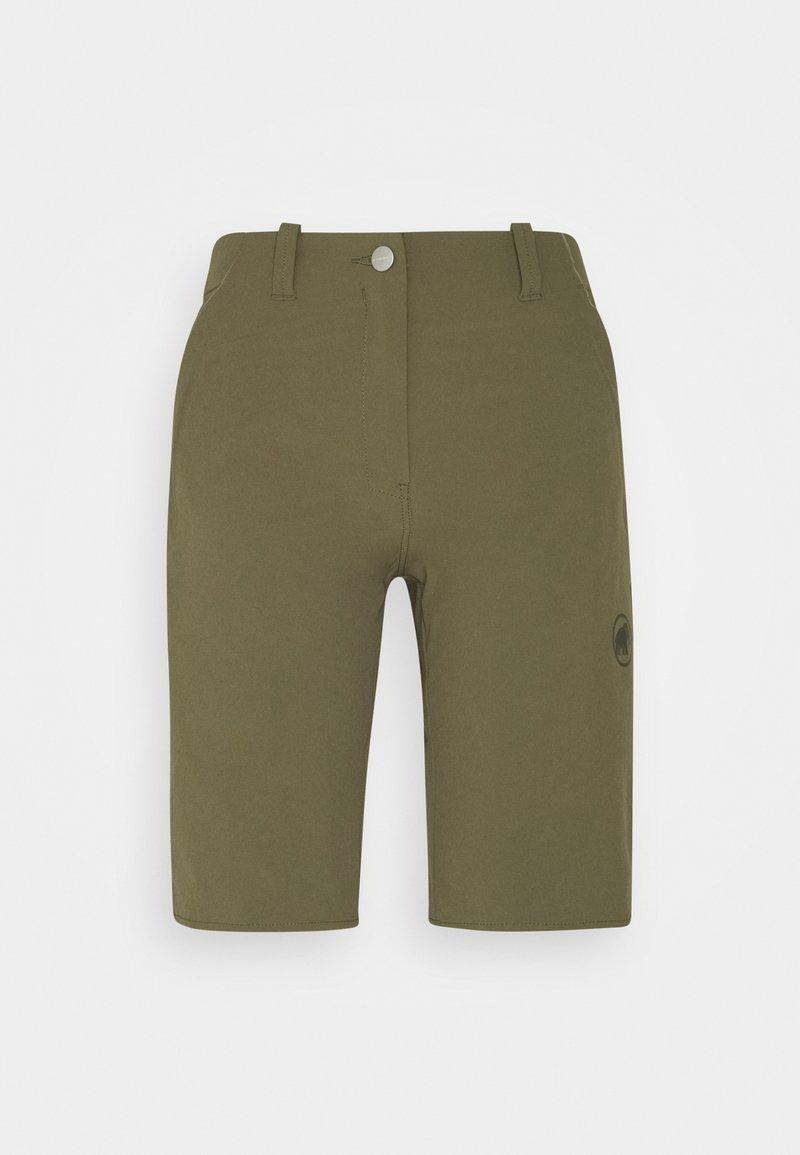 Mammut - RUNBOLD SHORTS WOMEN - Sports shorts - iguana