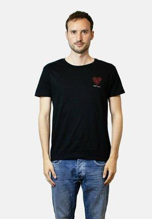 SWEET - T-shirt print - black