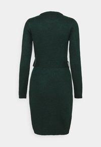 Anna Field - Shift dress - dark green - 1