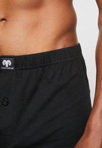 Ceceba - 5 PACK - Boxer shorts - black-dark-solid - 4