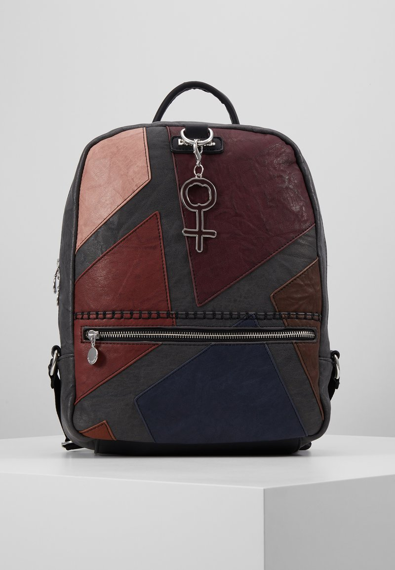 Desigual - Rucksack - multicoloured