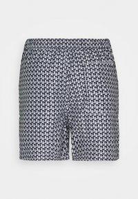 Brave Soul - SORRENTO - Swimming shorts - navy/grey/white - 1